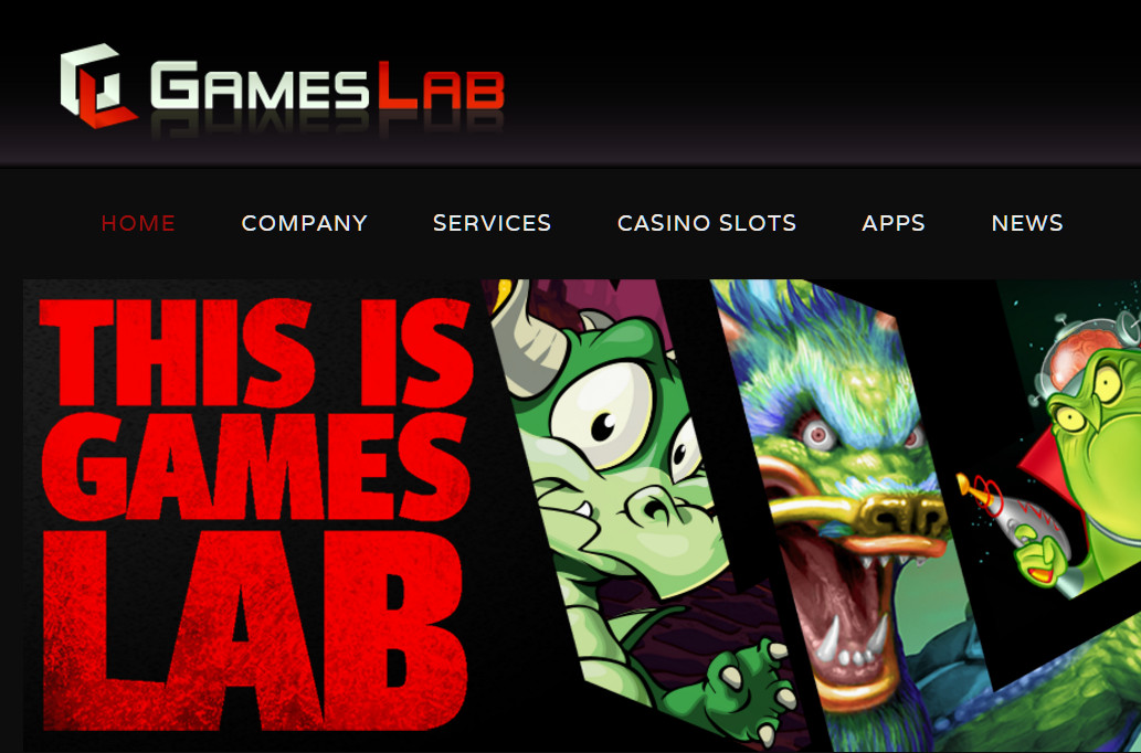 Games Lab company site